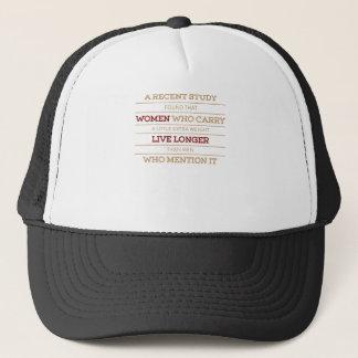 Folly of Man Death Wish Trucker Hat