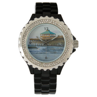 Folly Pier Morning Watch