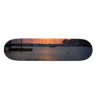 Folly River Sunset Skateboard Decks