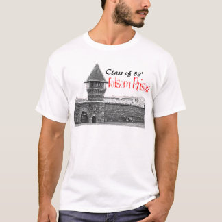 Folsom, Class of 83' T-shirt