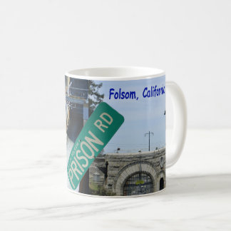 Folsom Icon: Folsom Dam and Prison 1 Coffee Mug