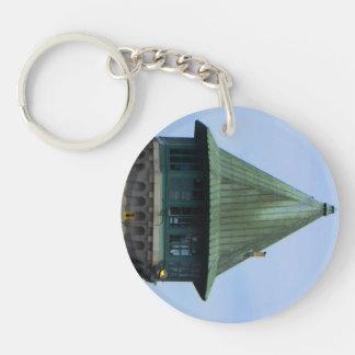 Folsom Icon: Prison Guard Tower Keychain
