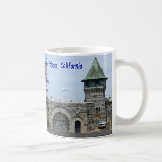 Folsom Icons: Folsom Prison & Dam Coffee Mug