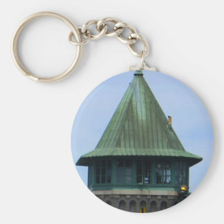 Folsom Icons: Folsom Prison Guard Tower Keychain