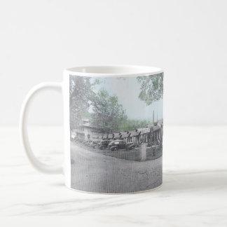 Folsom's Cabins, Bingham ME Mug