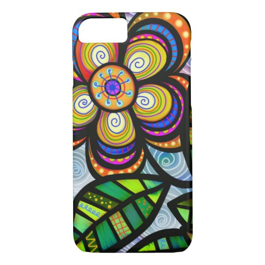 Folwers iPhone 8/7 Case