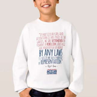 Foment a rebellion sweatshirt
