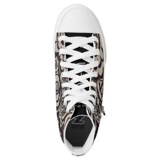 Fomi Zip Sneakers
