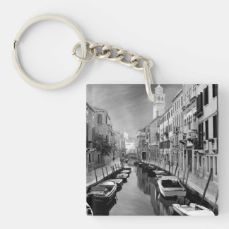 Fondemente Gheradin, Venice Single-Sided Square Acrylic Keychain