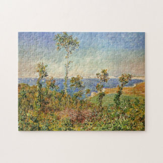 Fonds at Varengeville Monet Fine Art Jigsaw Puzzle