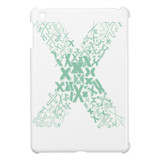 Font Fashion X Cover For The iPad Mini