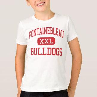 Fontainebleau - Bulldogs - High - Mandeville T-Shirt