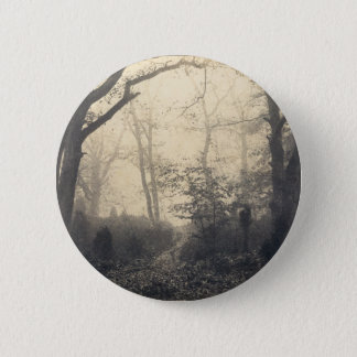 Fontainebleau Forest 2 Inch Round Button