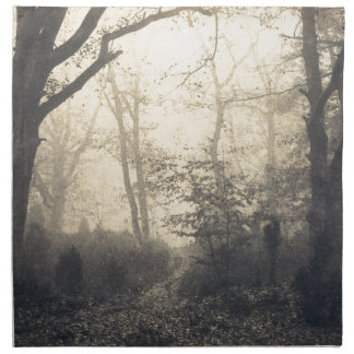 Fontainebleau Forest Napkin