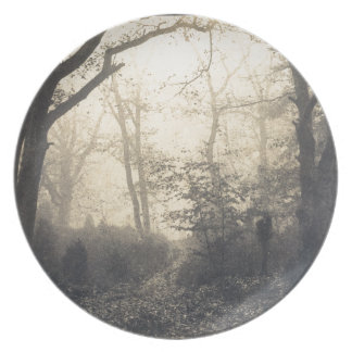 Fontainebleau Forest Plate