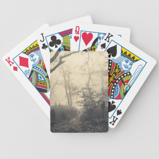 Fontainebleau Forest Poker Deck