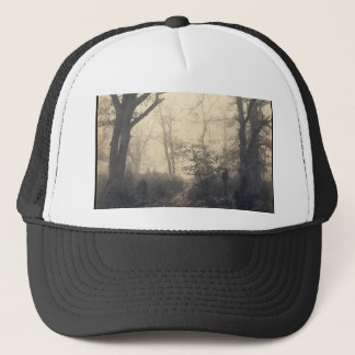 Fontainebleau Forest Trucker Hat