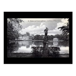 Fontainebleau Palace France 1910 Vintage Postcards