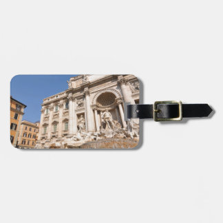 Fontana di Trevi in Rome, Italy Bag Tag