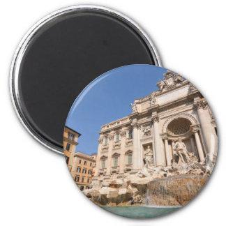 Fontana di Trevi in Rome, Italy Magnet