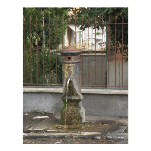 Fontana Letterhead Template