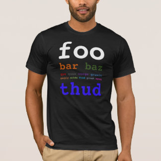 Foo Bar T-Shirt