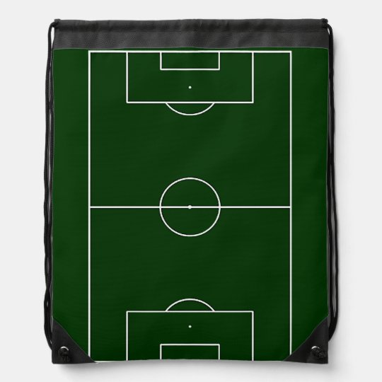 fooball soccer sports game drawstring bags