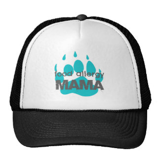 Food Allergy Mama Bear Trucker Hat