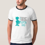 Food Allergy Super Dad Shirt