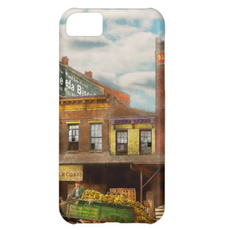 Food - Banana - The Banana delivery man 1921 iPhone 5C Case