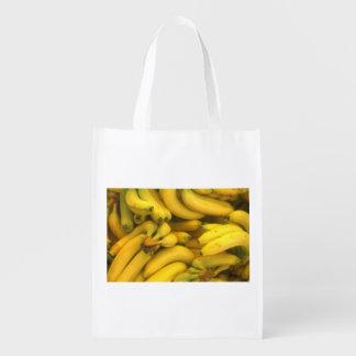 Food/Bananas Market Tote