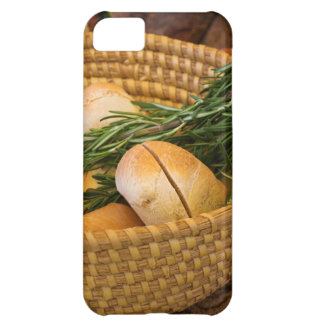 Food - Bread - Rolls and Rosemary iPhone 5C Cases