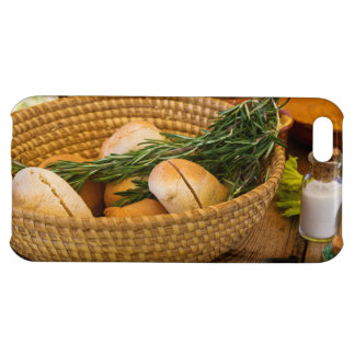 Food - Bread - Rolls and Rosemary iPhone 5C Covers