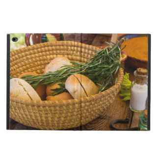 Food - Bread - Rolls and Rosemary Powis iPad Air 2 Case