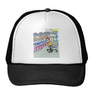 Food Cartoon 9374 Trucker Hat