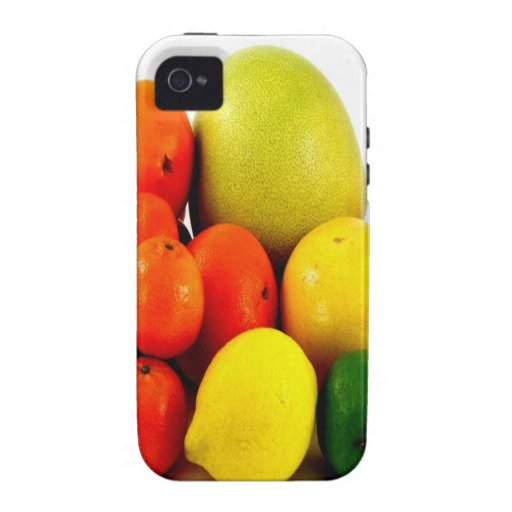 Food color and appreciation vibe iPhone 4 cases