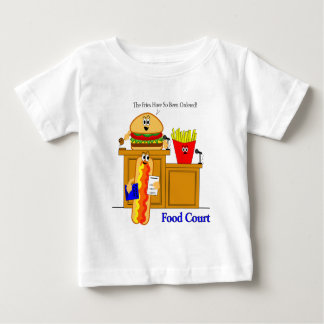Food Court Baby T-Shirt