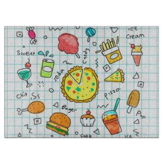 Food Cutting Board