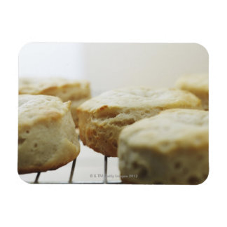 Food, Food And Drink, Biscuits, Butter, Bread, Rectangular Photo Magnet