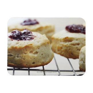 Food, Food And Drink, Buttermilk, Biscuit, Rectangular Photo Magnet