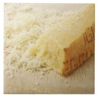 Food, Food And Drink, Cheese, Parmesan, Grated, Ceramic Tile