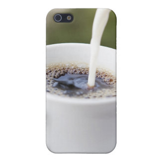 Food, Food And Drink, Coffee, Cream, Creamer, iPhone 5/5S Case