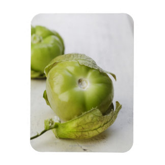 Food, Food And Drink, Tomatillo, Fruit, Mexican Rectangular Photo Magnet