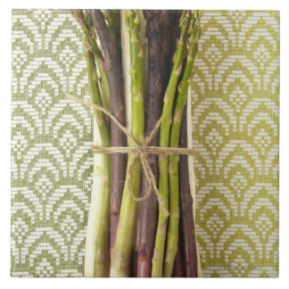 Food, Food And Drink, Vegetable, Asparagus, Ceramic Tile