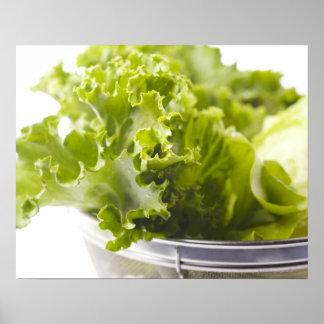 Food, Food And Drink, Vegetable, Lettuce, Poster