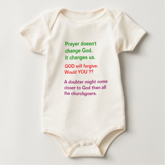 Food for thought : Practical Wisdom Words Baby Creeper