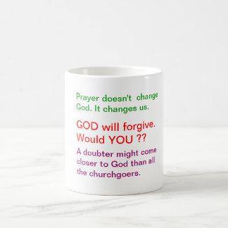 Food for thought : Practical Wisdom Words Basic White Mug