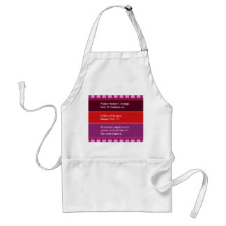 Food for thought : Practical Wisdom Words Standard Apron