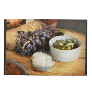 Food - Fruit - Gherkins and Grapes Powis iPad Air 2 Case