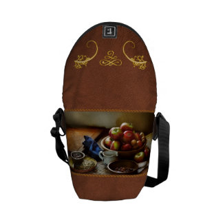 Food - Fruit - Ready for breakfast Courier Bag